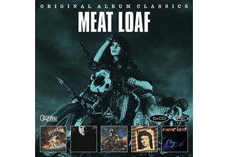 Meat Loaf - Original Album Classics - (CD)