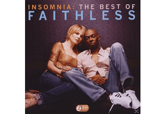 Faithless - Insomnia: The Best Of CD