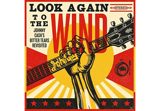JOHNNY.=TRIB= Cash - Look Again To The Wind: Bitter Tear - (LP + Download)