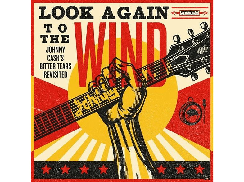 JOHNNY.=TRIB= Cash - Look Again To The Wind: Bitter Tear [LP + Download]