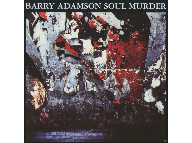 Barry Adamson - Soul Murder [CD]