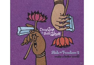 Cox, Doug / Bhatt, Salil - Slide to Freedom Vol.2 - (CD)