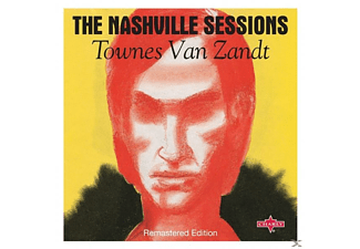 Townes Van Zandt - The Nashville Sessions - (Vinyl)
