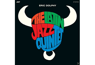 Eric Dolphy - & The Latin Jazz Quintet+1 B - (Vinyl)