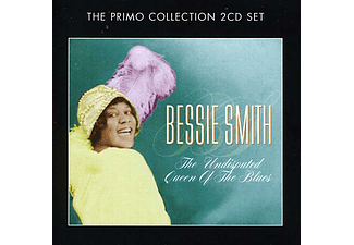 Bessie Smith - The Undisputed Queen of the Blues (CD)