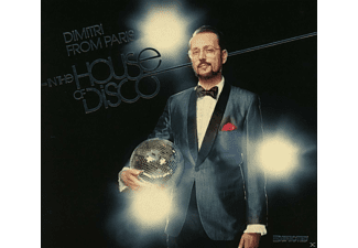 VARIOUS - Defected Pres.Dimitri From Paris In The House Of Disco - (CD)