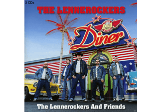 The Lennerockers, VARIOUS - The Lennerockers And Friends - (CD)