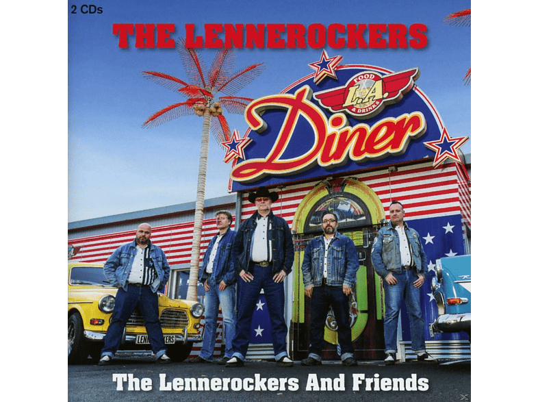 The Lennerockers, VARIOUS - The Lennerockers And Friends [CD]