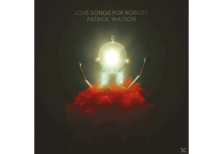 Patrick Watson - Love Songs For Robots (Lp+7inch+Mp3) - (Vinyl)