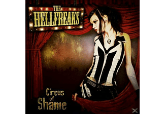 The Hellfreaks - Circus Of Shame - (CD)