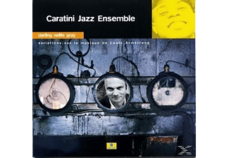Caratini Jazz Ensemble - Darling Nellie Gray - (CD)