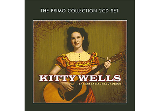 Kitty Wells - The Essential Recordings (CD)