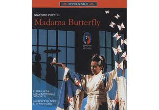 VARIOUS, Wilson, Popescu, Veda, Barricelli, Salsi, Gianino - Madama Butterfly - (Blu-ray)