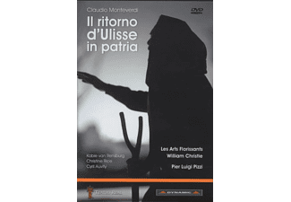 VARIOUS, Les Arts Florisants - Il Ritorno D'ulisse In Patria - (DVD)