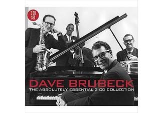 Dave Brubeck - The Absolutely Essential 3 CD Collection (CD)