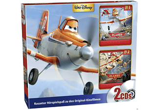 WARNER MUSIC GROUP GERMANY Disney / Pixar - Planes-Box