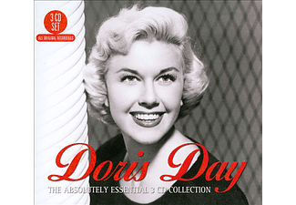 Doris Day - The Absolutely Essential 3 CD Collection (CD)