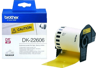 BROTHER DK-22606 Etiquettes 62 x 15.2 mm