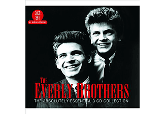 The Everly Brothers - The Absolutely Essential 3CD Collection (CD)