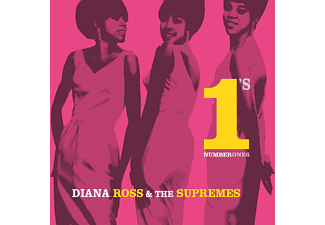 Diana Ross & The Supremes - Number Ones | LP