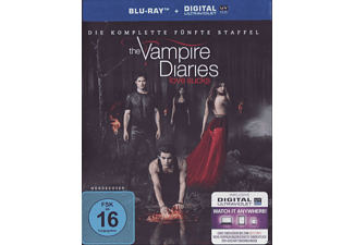 The Vampire Diaries - Staffel 5 - (Blu-ray)