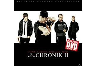 VARIOUS - Chronik II - (CD + DVD Video)
