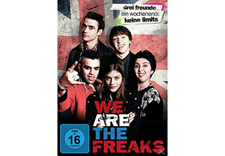 We are the Freaks - (DVD)