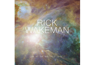 Rick Wakeman - Live at the Maltings 1976 (Vinyl LP (nagylemez))