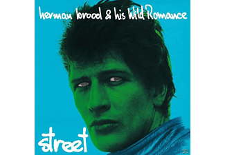 Herman & His Wild Romance Brood - STREET (REMASTERED) - (Vinyl)
