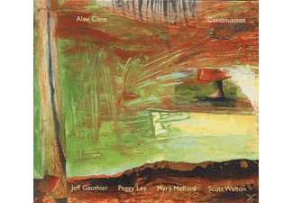 Cline Alex - Continuation - (CD)