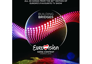 Various - Eurovision Song Contest, Vienna 2015 - (CD)