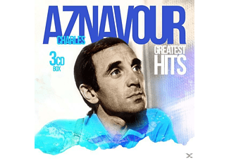 Charles Aznavour - Greatest Hits - (CD)
