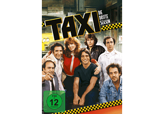 Taxi – Staffel 3 - (DVD)