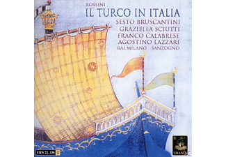 Bruscantini - Il Turco in Italia - (CD)