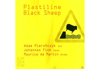 PIERONCZYK / FINK / DE MARTIN - Plastiline Black Sheep - (CD)