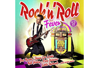 Various - Rock'n Roll Fever - (CD)