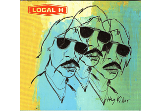 Local H - Hey, Killer - (Vinyl)