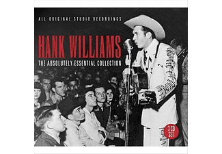 Hank Williams - The Absolutely Essential Collection (CD)