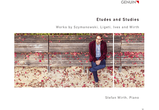 Stefan Wirth - Etudes And Studies - (CD)