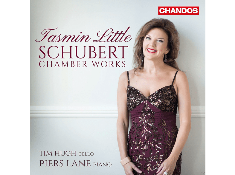 Tasmin Little, Tim Hugh, Lane Piers - Werke Für Violine & Klavier-Sonaten D 384, 385 [CD]