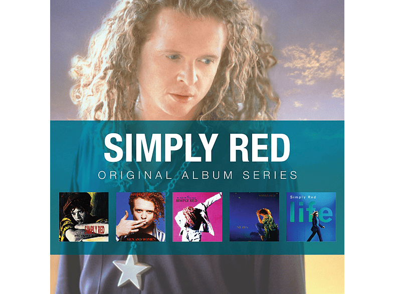 Simply Red - Original Album Series [CD]
