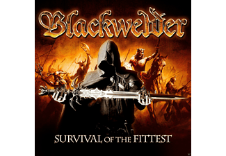 Blackwelder - Survival Of The Fittest - (CD)