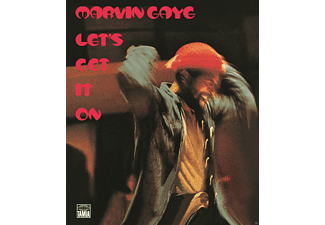 Marvin Gaye - Let's Get It On (Blu-Ray Pure Audio) - (Blu-ray Audio)