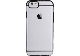 INOS Faceplate Apple iPhone 6 Tone Clear-Black