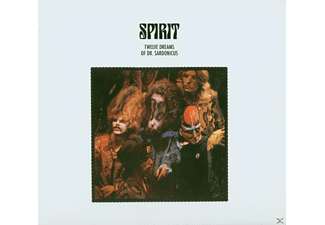 Spirit - THE TWELVE DREAMS OF DR.SARDONICUS - (CD)