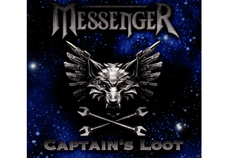 The Messenger - Captain's Loot - (CD)