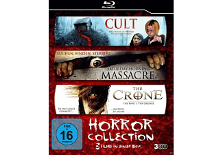 Cult, Saturday Morning Massacre, The Crone - Horror Collection - (Blu-ray)