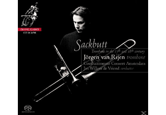 Van Rijen - Sackbutt - (CD)