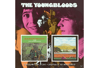 The Youngbloods - Earth Music - (CD)