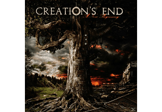Creation S End - A New Beginning - (CD)